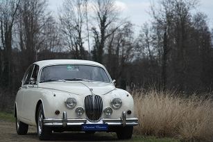Jaguar MKII 3,8 Liter + Overdrive SOLD